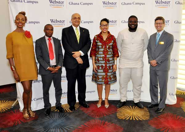 Ghana Campus Celebrates Webster Centennial