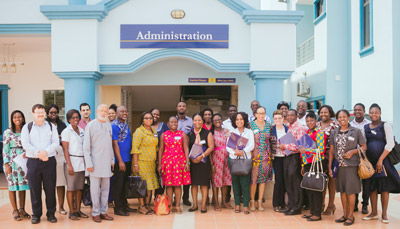 Ghana Hosts Workshop on 21st-Century School Counseling